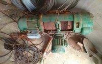 电动葫芦吊机