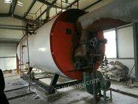 出售十吨燃气(油)蒸气锅炉