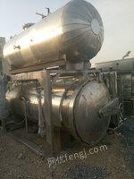 出售二手GB150——98型蒸汽淋水式杀菌锅