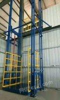 出售二手升降机升降平台简易电梯液压升降货梯剪叉式升降机