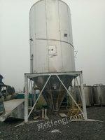 出售二手500——1000型噴霧干燥塔