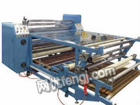 Sale of used roller printing machine