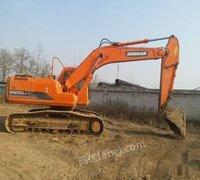 斗山220-7挖掘机出售