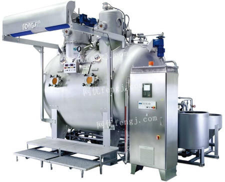 Selling RESON fons high-temperature dye vat the year of 2010