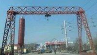 10吨龙门吊23台低价处理跨度18米
