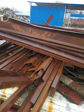 湖南大量回收钢材工字钢