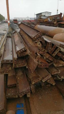湖南长期高价回收钢材、工字钢
