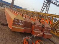 出售二手 单梁行车 5吨 27.5米