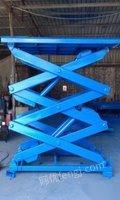 转让库存货梯升降机升降平台简易电梯固定式升降机导轨式升降平台