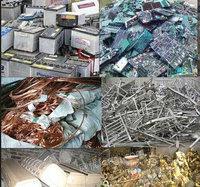 大量收购各种废旧金属铜铝