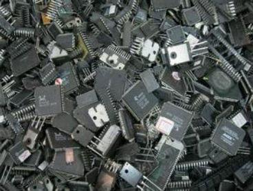 长期回收电子废料
