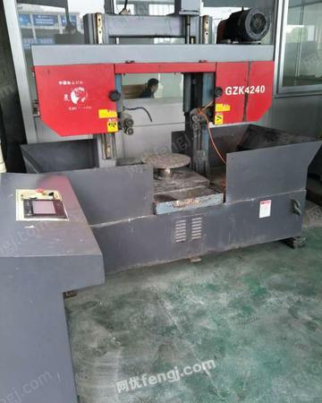 广东佛山出售4240金属带锯机