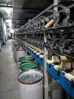 出售整厂泰坦268型288锭气流纺纱机11年康丽电器ABB变频2台套  并条沈阳