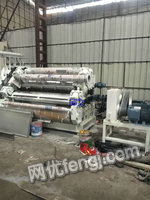 出售1.8米肇庆西江单面机,碳化钨A瓦
