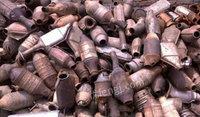 高价回收废旧三元催化器