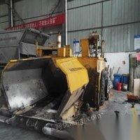 出售陕西建设生产2.8-6米轮式伸缩摊铺机