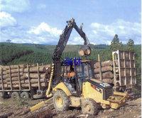 出售美国-卡特 抓木机-卡特 416E进口-抓木机,现货