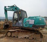 神钢200-5.5个人工地机挖掘机出售