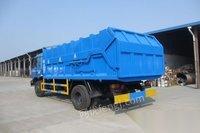 出售闲置垃圾车各种样式都有货压缩式勾臂式挂桶式摆臂式对接式垃圾车低价