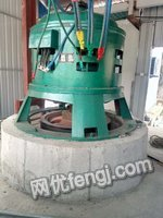 供应二手水轮发电机320Kv16 375转立式的