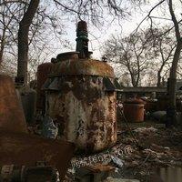 處置積壓鍋爐化工設備