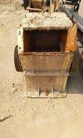 使用中打沙锤破机一台配55kw电机出售