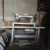 处理库存二手蓬牌gb6-1篷布缝纫机,九成新,