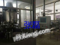 低价转让南京2.4万玻璃瓶饮料线