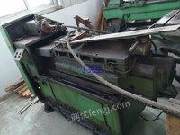 出售天津钢搓厂出的3台组合机