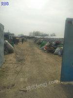 安徽蚌埠回收废塑料,废铁,废纸