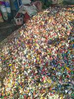 安徽蚌埠出售塑料破碎料,