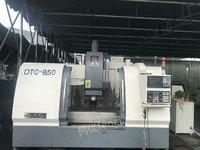 出售鼎泰DTC-850加工中心