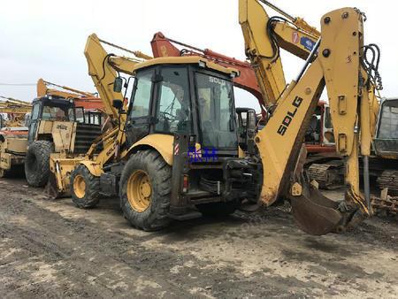市场现货库存二手临工B877挖掘装载机(两头忙)