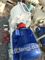 出售75千瓦锤片粉碎机、1吨双轴浆叶式混合机