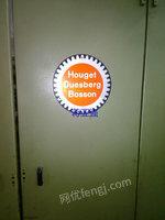 出售梳毛机 供比利时HDB梳毛机100英寸,3连,4连。