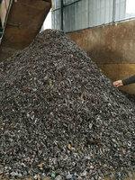 广西长期大量供应废钢破碎料