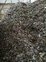 出售大量废钢破碎料每个月都有