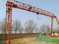 山东出售10吨花架龙门吊
