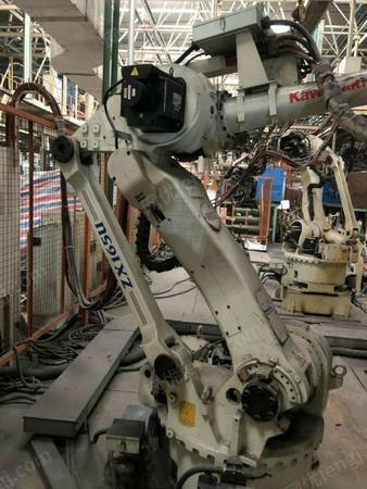 低价转让十台焊接机械手