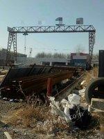 出售5吨龙门吊24米跨起升9米