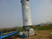 出售二手100型压力喷雾干燥塔