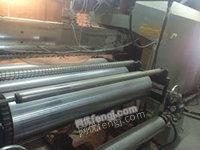 出售聚乙烯丙(涤)纶防水卷材设备