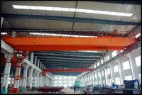 出售闲置32/5吨跨度22.5米电动双梁天车