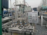 出售二手GFP——12型全自动等压灌装机