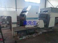 北人全新2205A对开双色印刷机出售