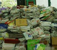 广东高价回收废纸
