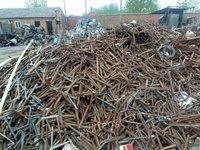 出售40吨钢筋废料