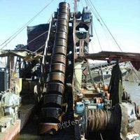 出售100吨采沙船