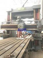 出售太原第一机床厂2米x9米龙门刨铣1台