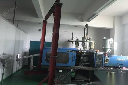 注塑整厂转让,有注塑机两台,一台光学磨床,和注塑周边配套设备